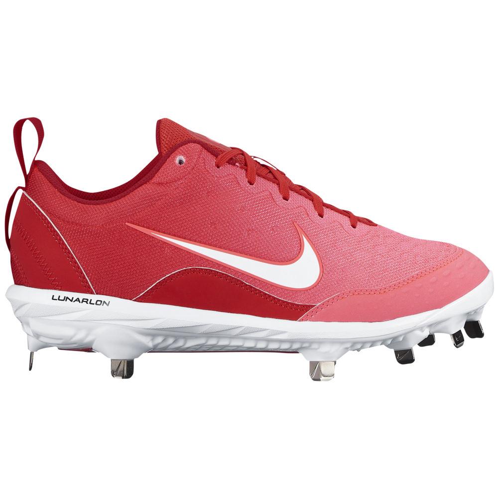 ナイキ Nike レディース 野球 シューズ・靴【Hyperdiamond 2 Pro】University Red/White/Hot Punch
