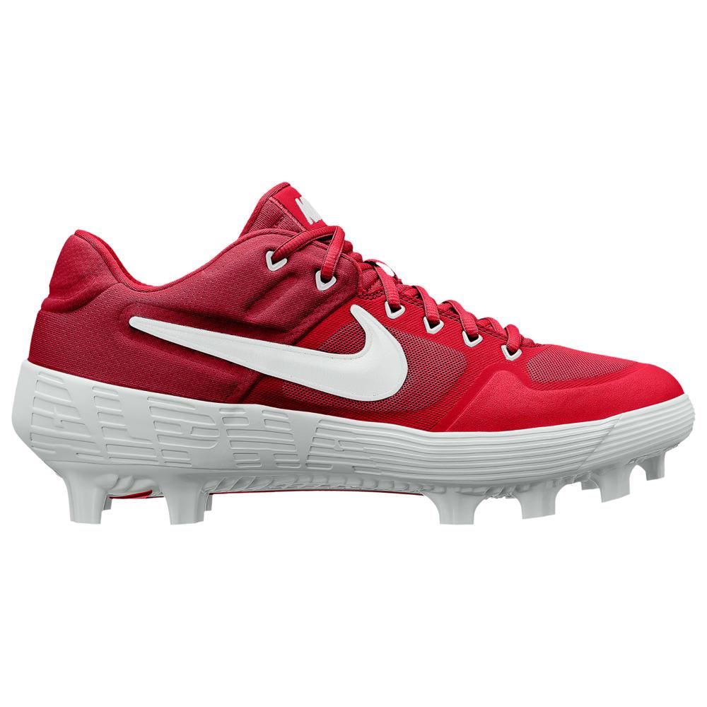 ナイキ Nike メンズ 野球 シューズ・靴【Alpha Huarache Elite 2 Low MCS】University Red/White/Gym Red