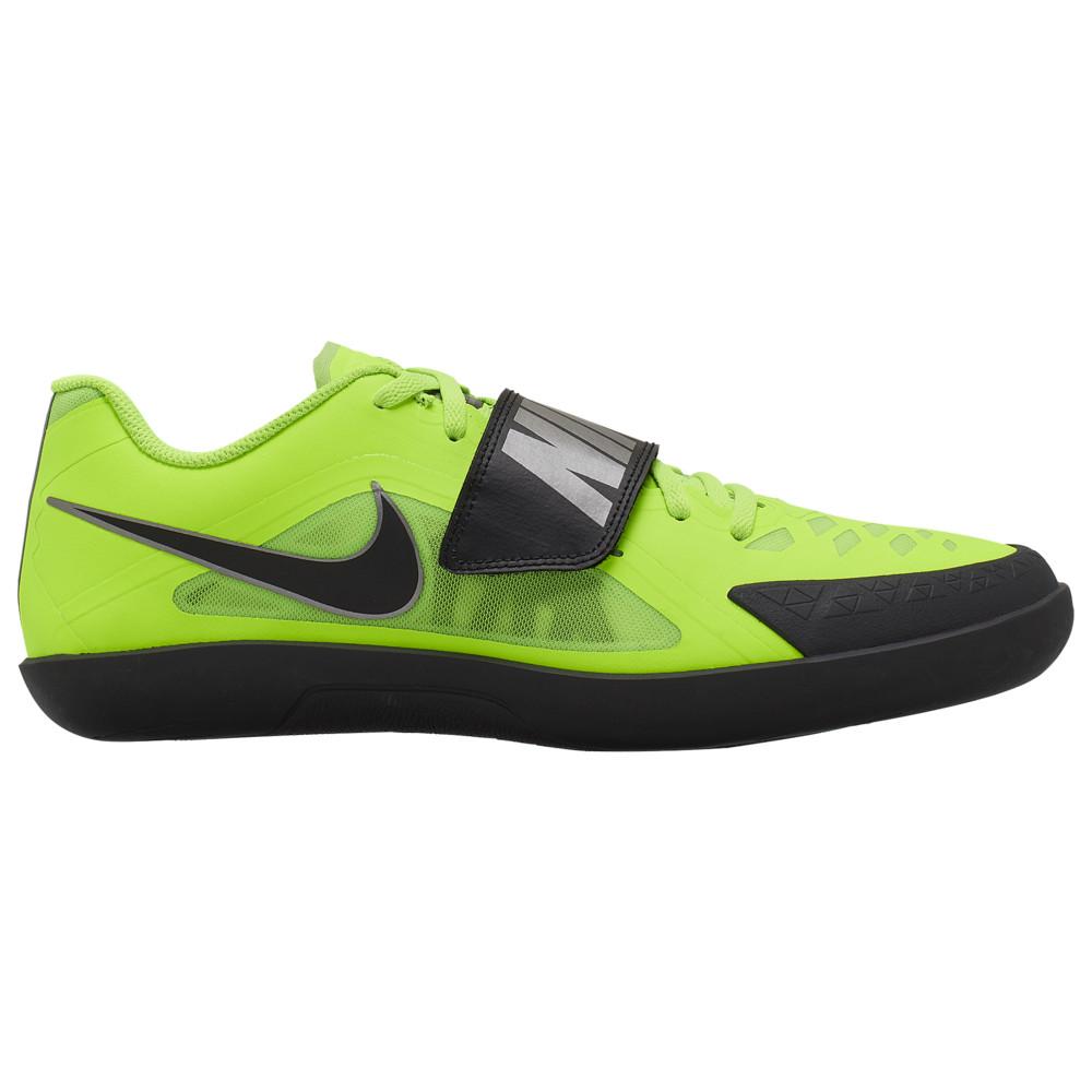 ナイキ Nike メンズ 陸上 シューズ・靴【Zoom Rival SD 2】Electric Green/Black/Metallic Pewter