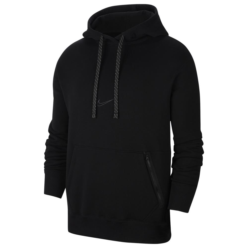 ナイキ Nike メンズ バスケットボール パーカー トップス【DNA Hoodie】Black/Off Noir