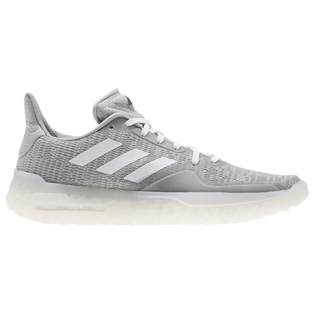 アディダス adidas レディース フィットネス・トレーニング スニーカー シューズ・靴【Fit PR Trainer】Grey/Signal Coral/White