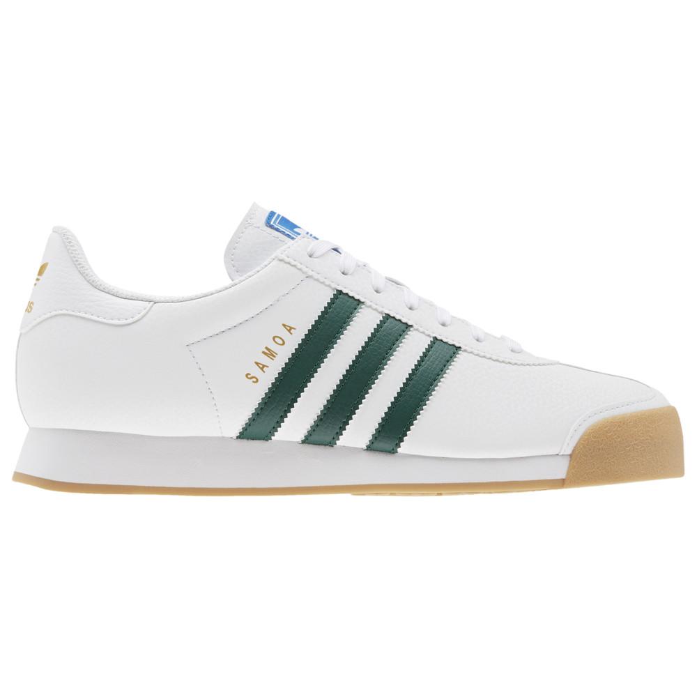 アディダス adidas Originals メンズ フィットネス・トレーニング シューズ・靴【Samoa】White/Collegiate Green/Gum