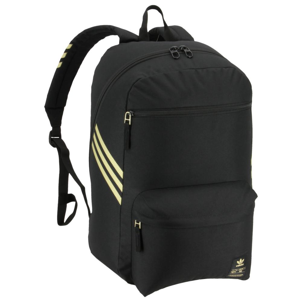 アディダス adidas Originals ユニセックス バックパック・リュック バッグ【Superstar 50 Backpack】Black/Gold