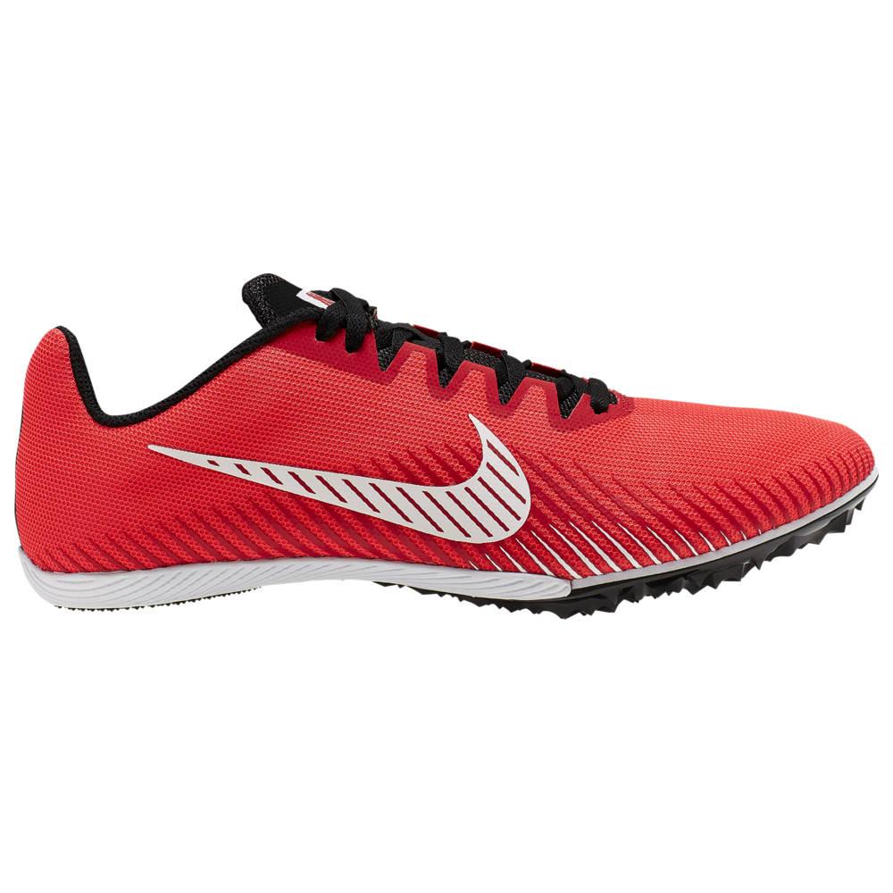 ナイキ Nike メンズ 陸上 シューズ・靴【Zoom Rival M 9】Laser Crimson/White/Black/University Red