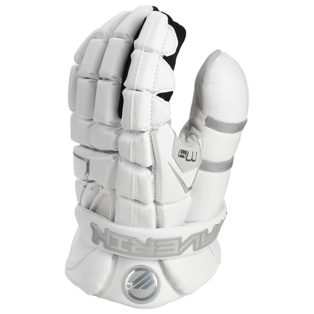 マーヴェリック Maverik Lacrosse メンズ ラクロス グローブ【M4 Goalie Glove】White