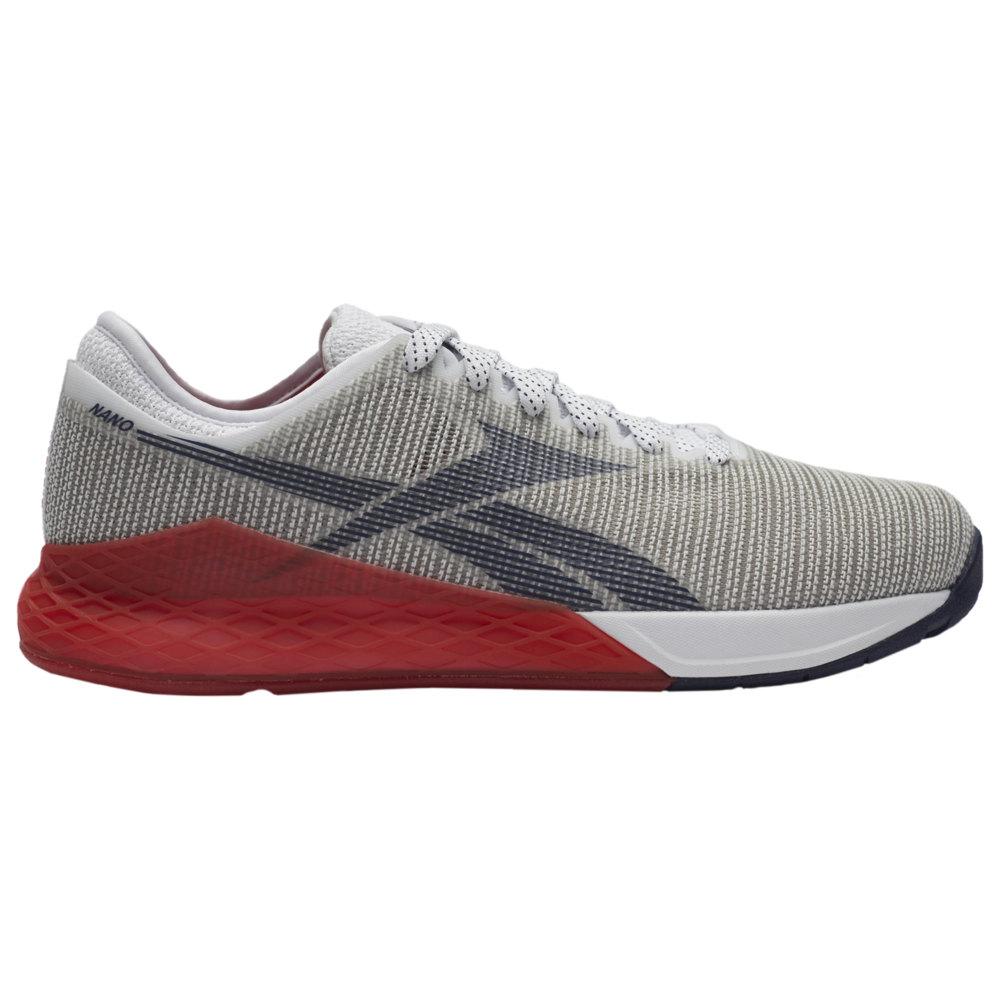 リーボック Reebok レディース フィットネス・トレーニング シューズ・靴【Crossfit Nano 9.0】White/Primal Red/Collegiate Navy