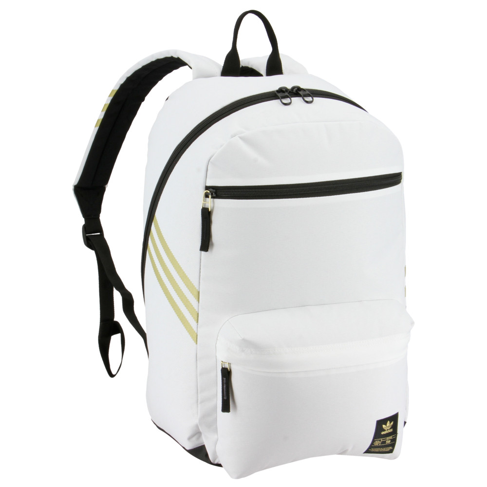 アディダス adidas Originals ユニセックス バックパック・リュック バッグ【Superstar 50 Backpack】White/Black/Gold