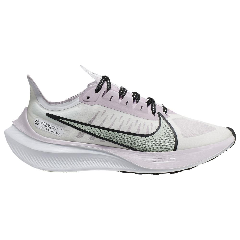 ナイキ Nike レディース ランニング・ウォーキング シューズ・靴【Zoom Gravity】White/Pistachio Frost/Iced Lilac/Black U Complete Me