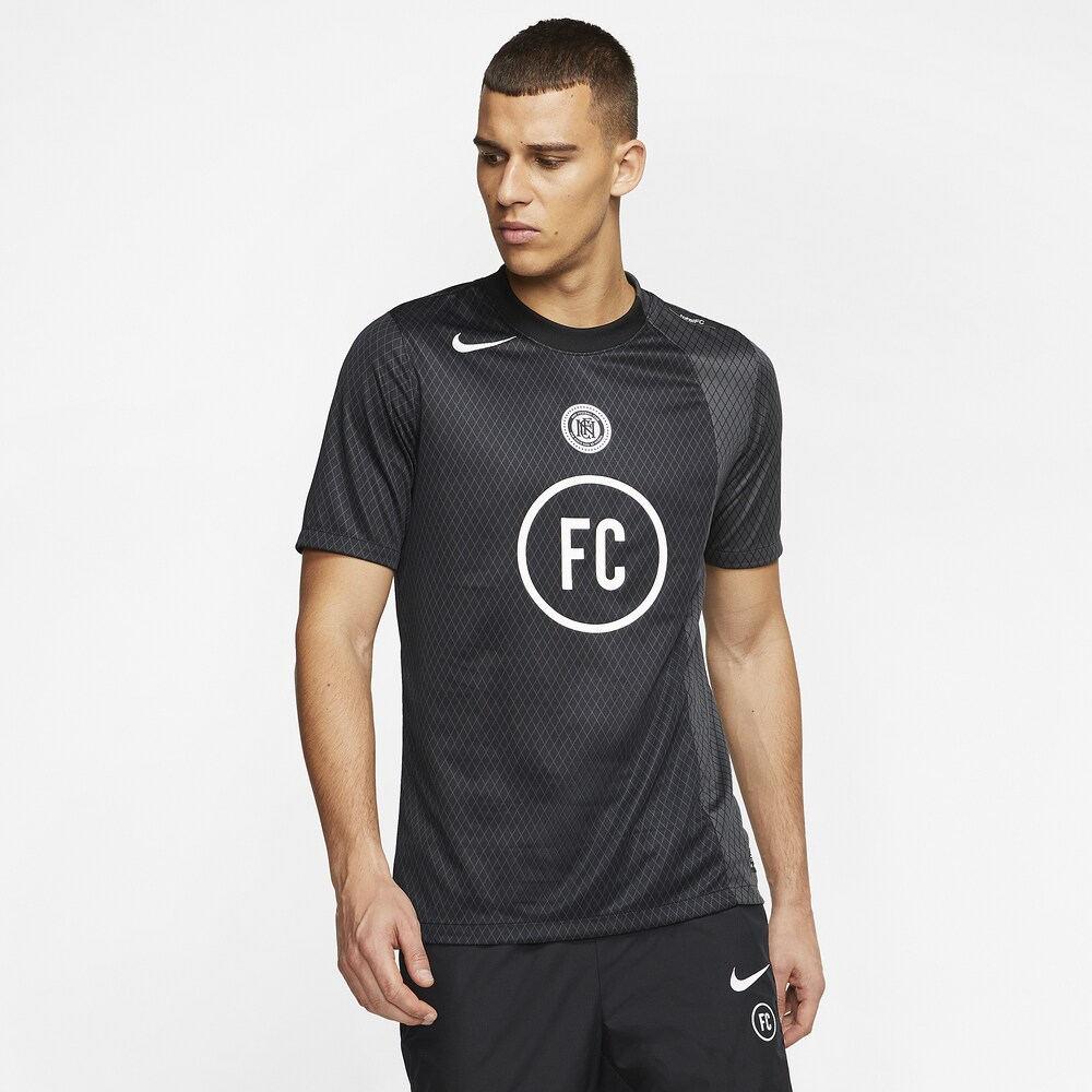 ナイキ Nike メンズ サッカー ジャージ トップス【FC Away Jersey】Black/Anthracite
