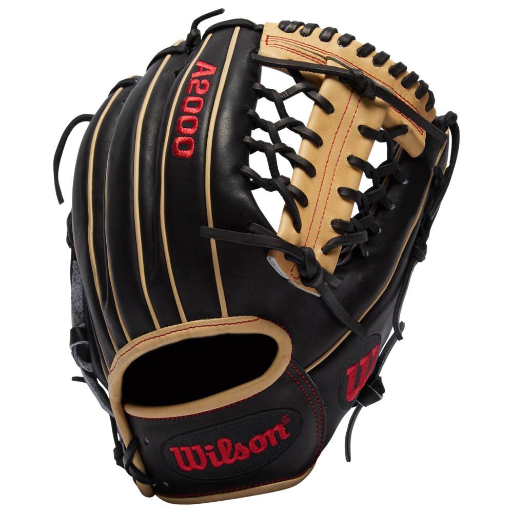 ウィルソン Wilson メンズ 野球 野手用 グローブ【A2000 1789 TW/OB Fielder's Glove】