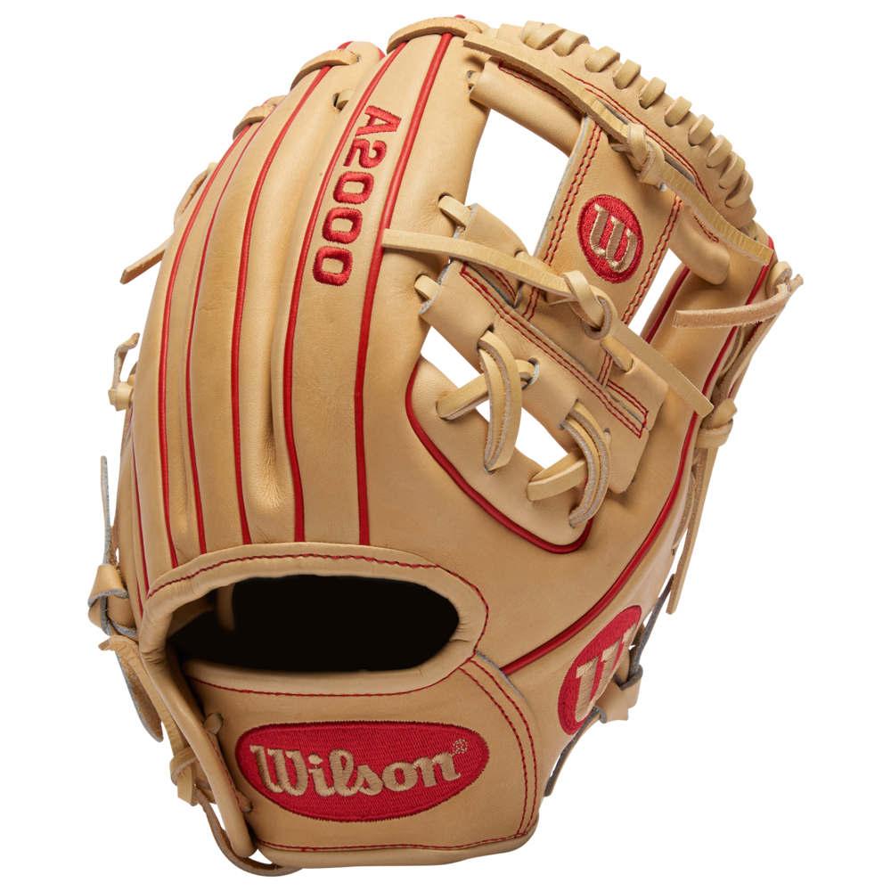ウィルソン Wilson メンズ 野球 野手用 グローブ【A2000 DP15 HW/ OB Fielder's Glove】
