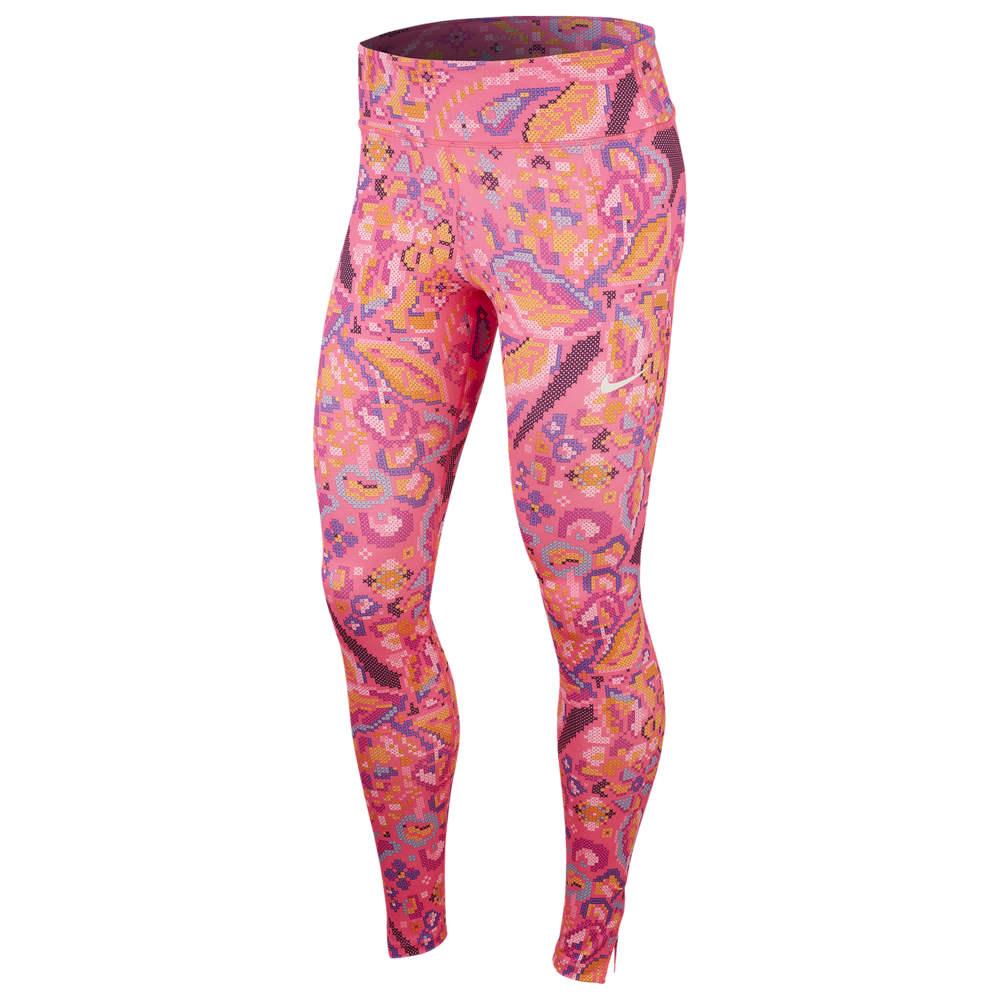 ナイキ Nike レディース フィットネス・トレーニング スパッツ・レギンス ボトムス・パンツ【Future Femme PR Fast Tights】Hyper Pink/Phantom