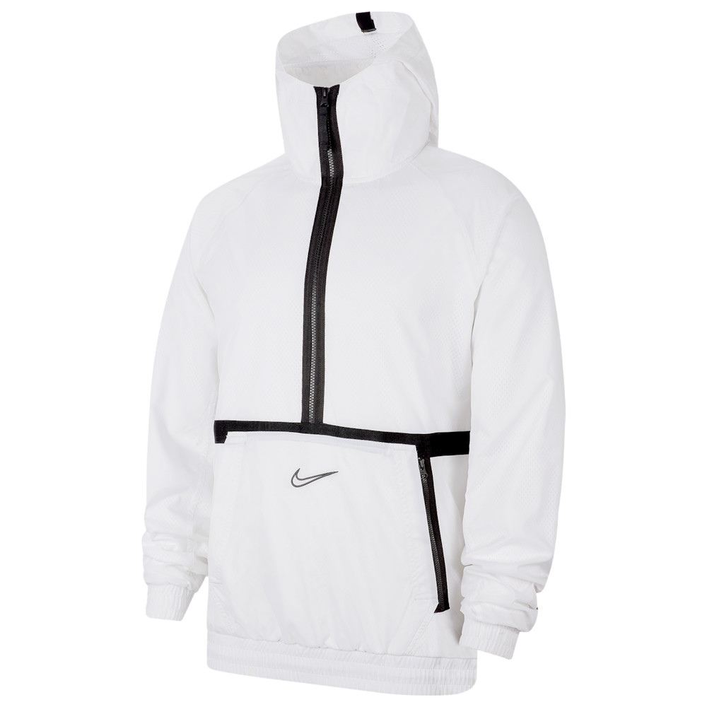 ナイキ Nike メンズ バスケットボール ジャケット アウター【DNA Jacket】White/Dark Smoke Grey