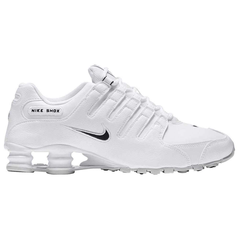 ナイキ Nike メンズ ランニング・ウォーキング シューズ・靴【Shox NZ】White/Black/White