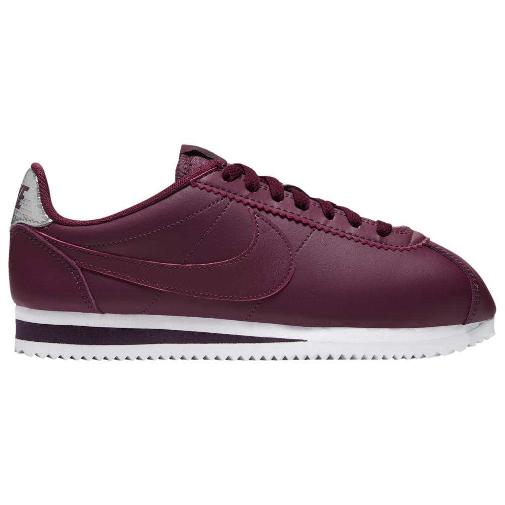 ナイキ Nike レディース ランニング・ウォーキング シューズ・靴【Classic Cortez】Night Maroon/Maroon/Burgundy