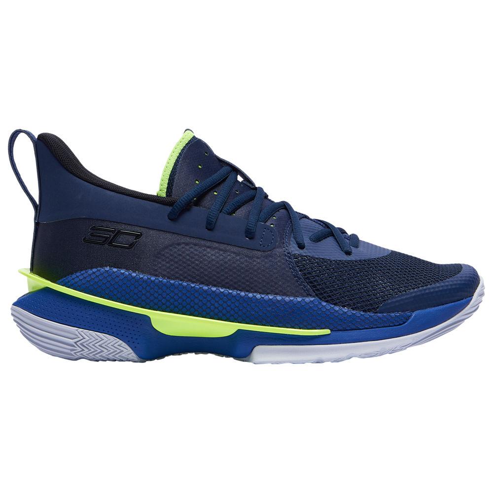 アンダーアーマー Under Armour メンズ バスケットボール シューズ・靴【Curry 7】Stephen Curry