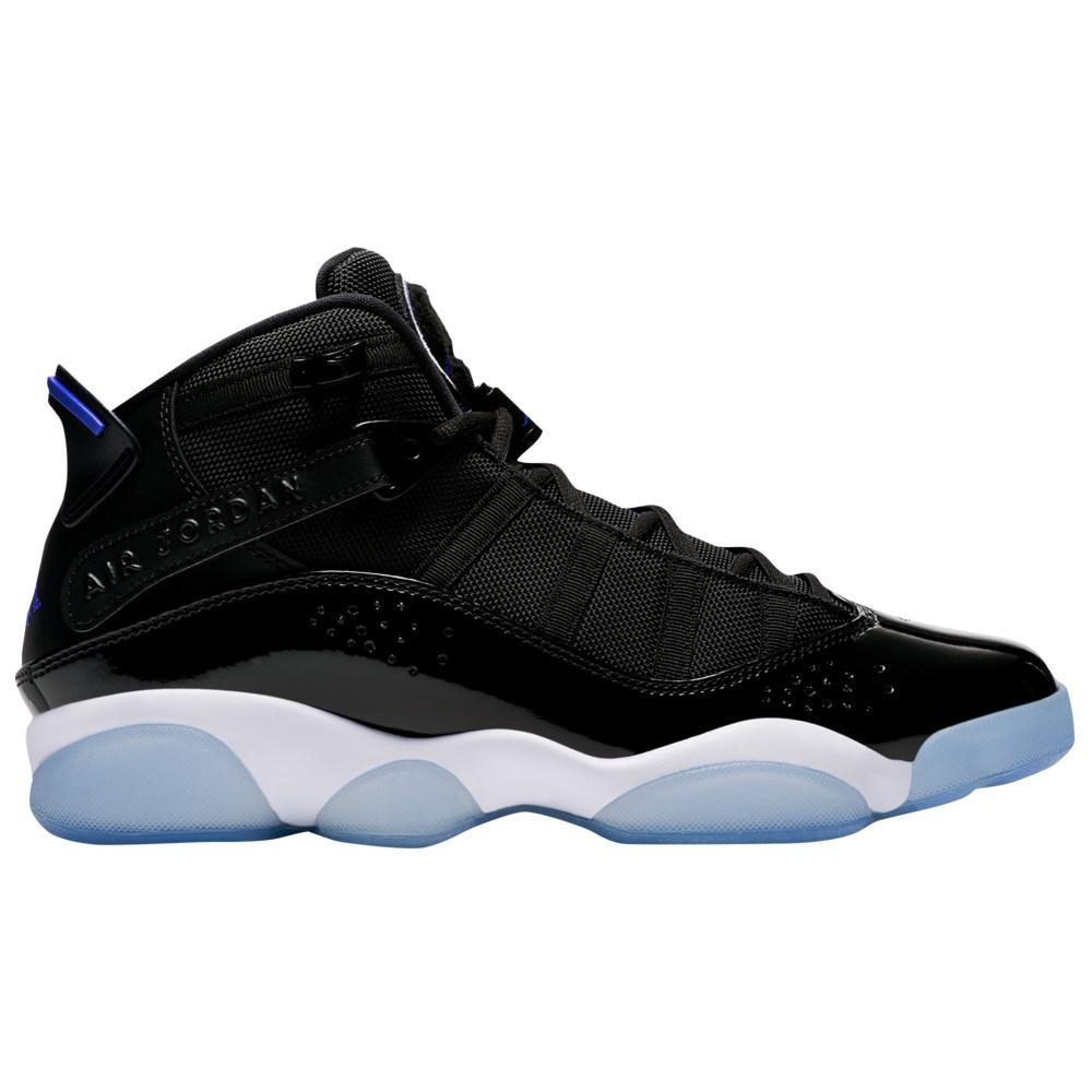 ナイキ ジョーダン Jordan メンズ バスケットボール シューズ・靴【6 Rings】Black/Hyper Royal/White