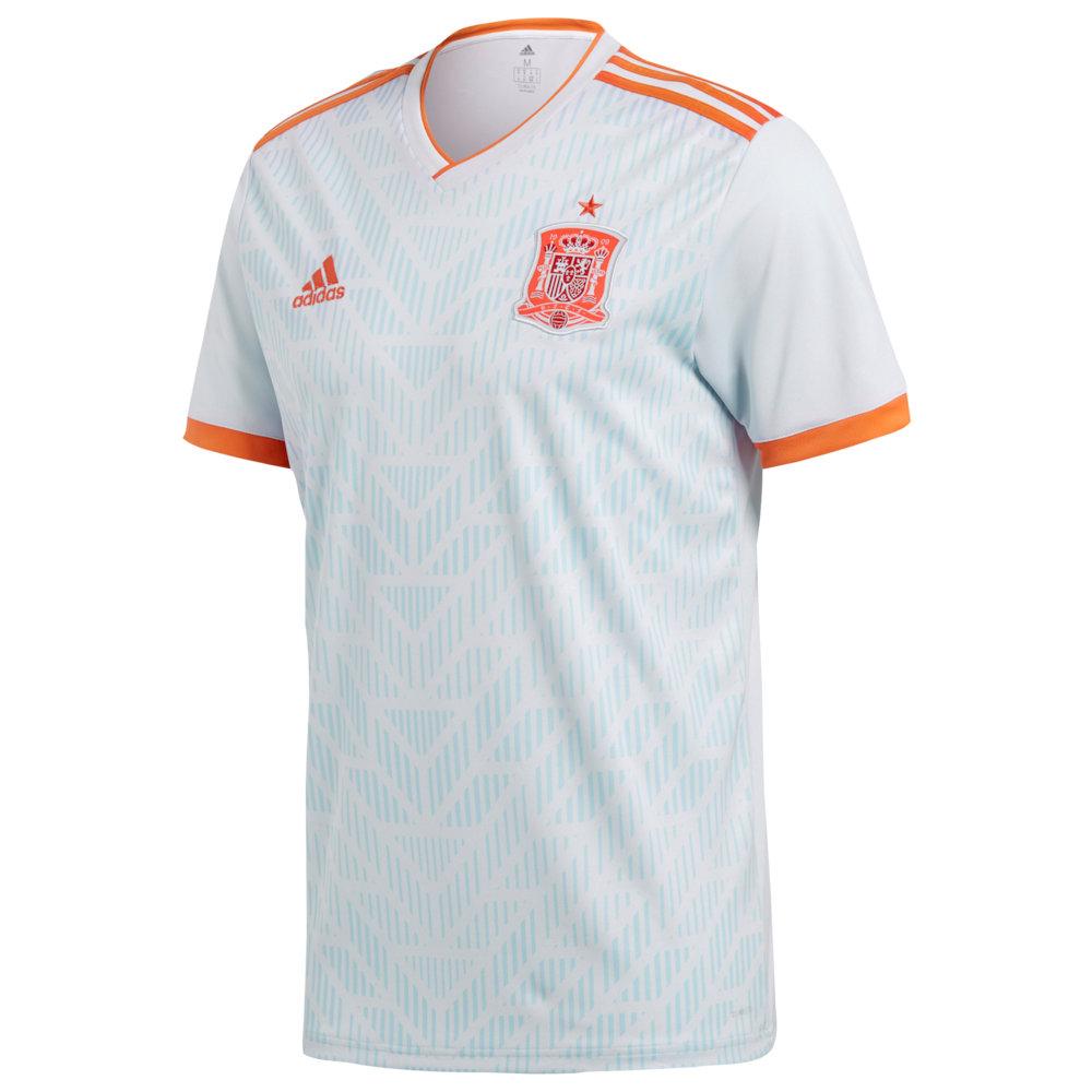 アディダス adidas メンズ サッカー ジャージ トップス【Spain Climalite Replica Jersey】Soccer National Teams