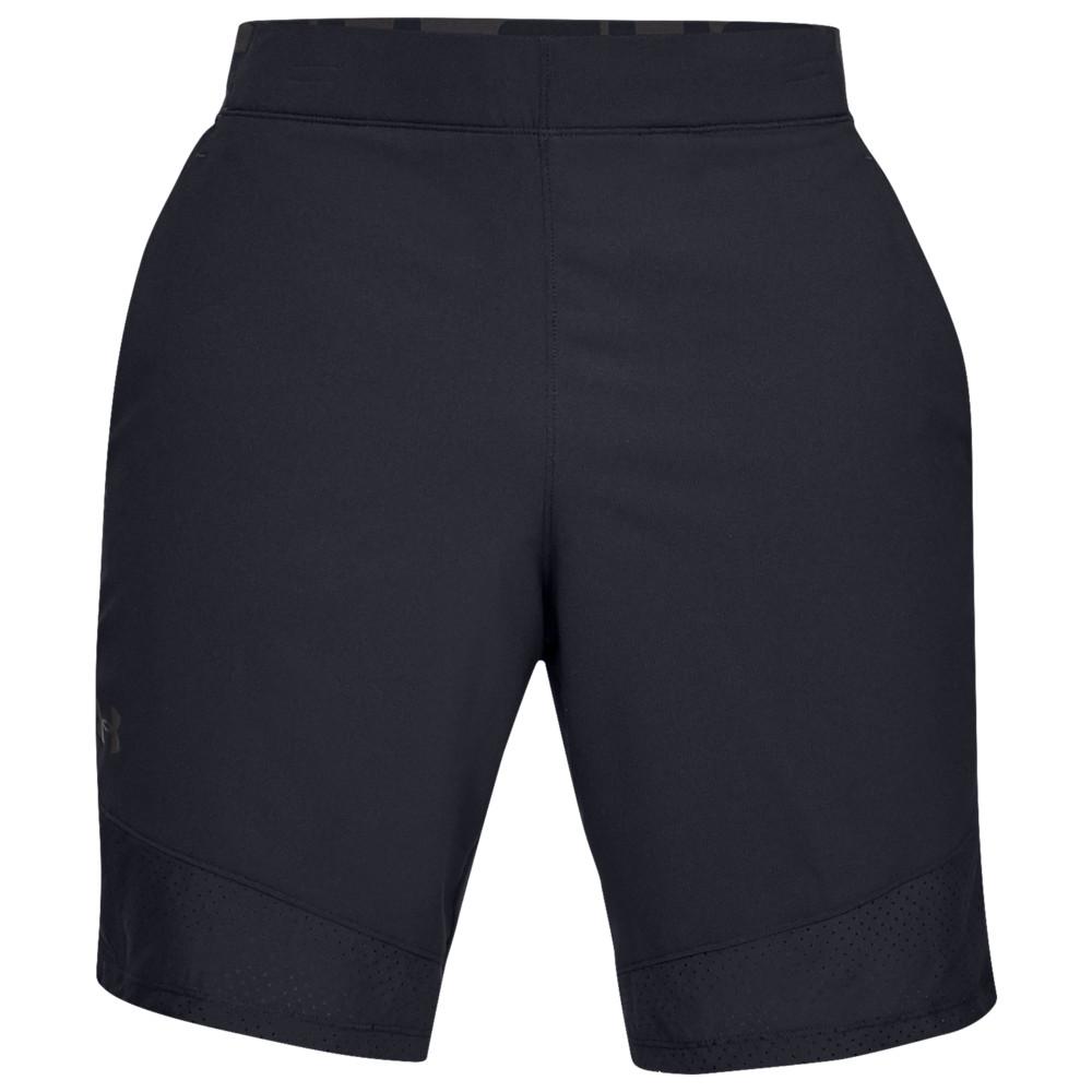 アンダーアーマー Under Armour メンズ フィットネス・トレーニング ショートパンツ ボトムス・パンツ【Vanish Woven Shorts】Black/Jet Grey