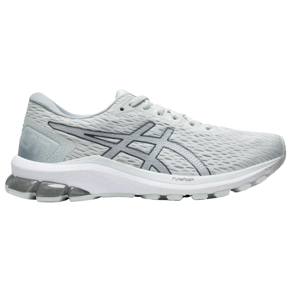 アシックス ASICS(r) レディース ランニング・ウォーキング シューズ・靴【GT-1000 9】White/Pure Silver
