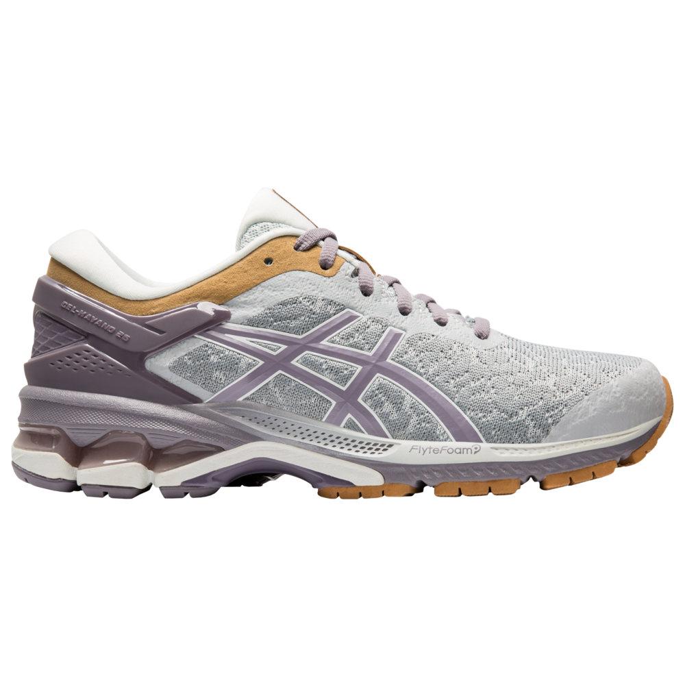 アシックス ASICS(r) レディース ランニング・ウォーキング シューズ・靴【GEL-Kayano 26】Glacier Grey/Lavender Grey