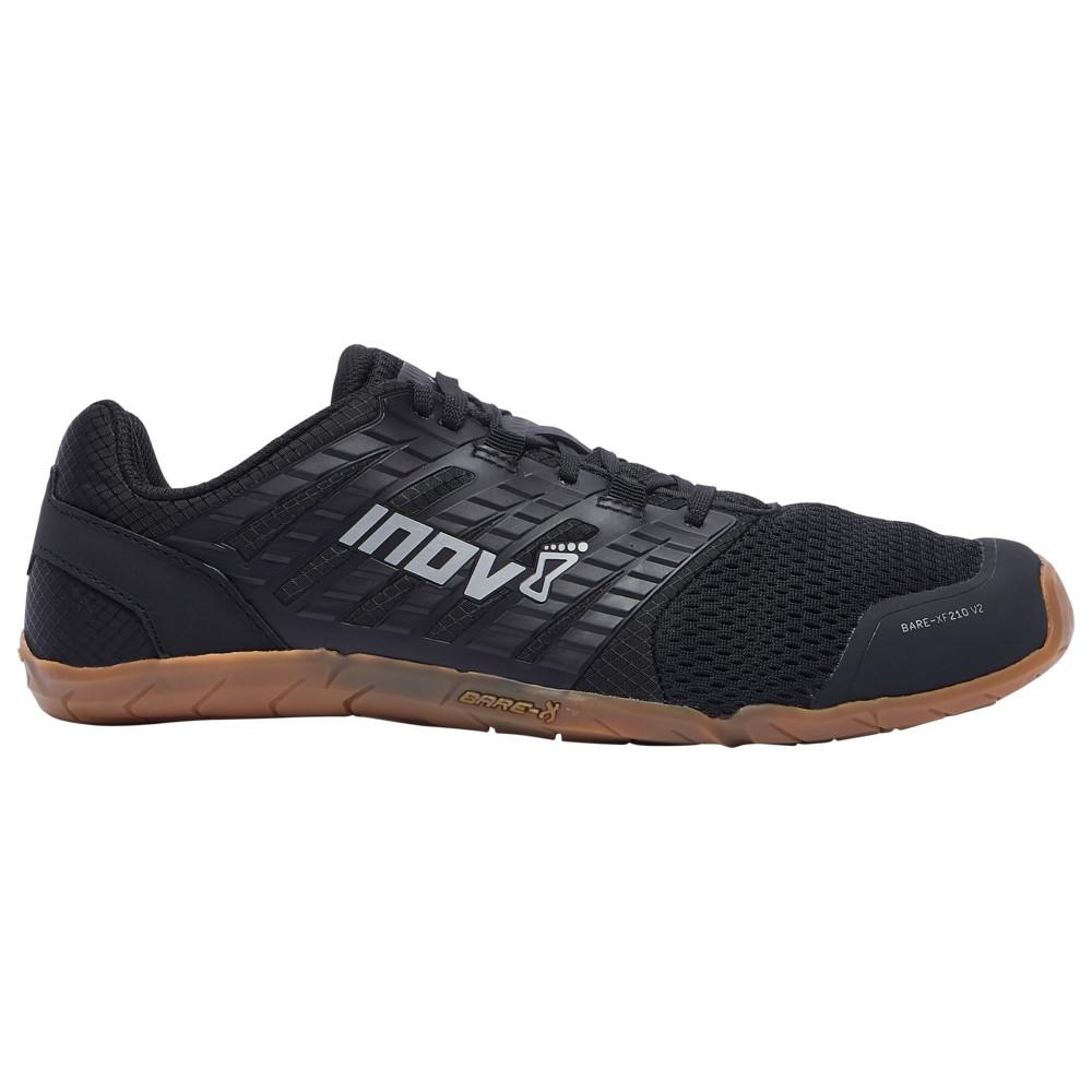 イノヴェイト Inov-8 メンズ フィットネス・トレーニング シューズ・靴【Bare-XF 210 V2】Black/Gum