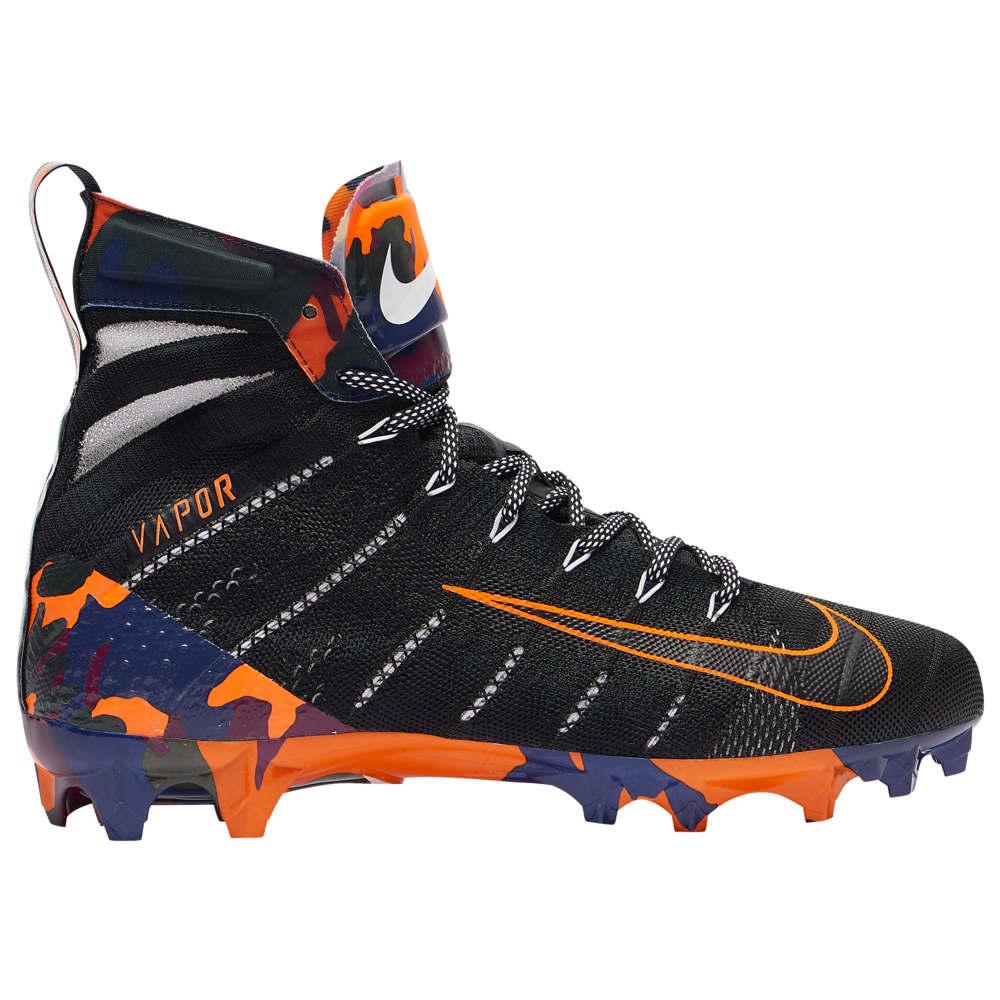 ナイキ Nike メンズ アメリカンフットボール シューズ・靴【Vapor Untouchable 3 Elite】Black/Total Orange/Bright Crimson