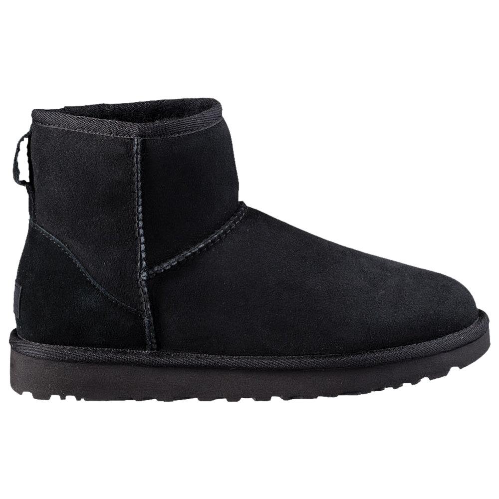 アグ UGG レディース ブーツ シューズ・靴【Classic Mini II】Black