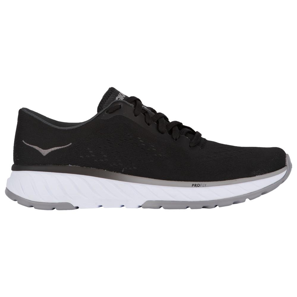 ホカ オネオネ HOKA ONE ONE メンズ ランニング・ウォーキング シューズ・靴【Cavu 2】Black/White