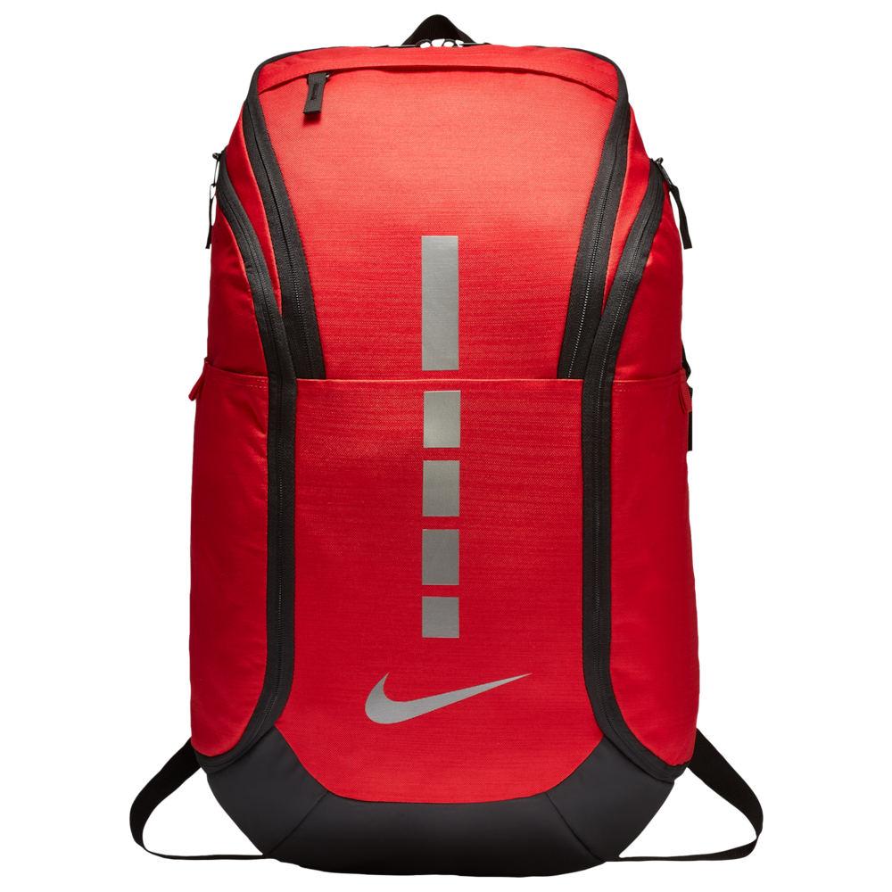 ナイキ Nike ユニセックス バックパック・リュック バッグ【Hoops Elite Pro Backpack】University Red/Black/Metallic Cool Grey
