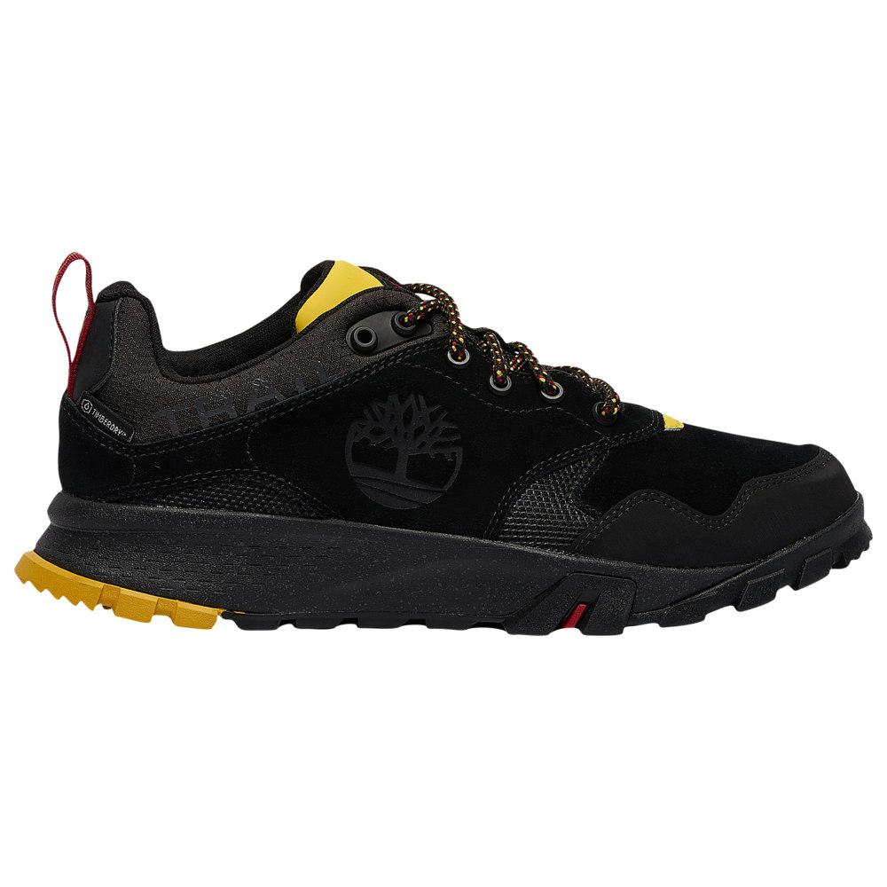 ティンバーランド Timberland メンズ ランニング・ウォーキング シューズ・靴【Garrison Trail WP Hiker】Black