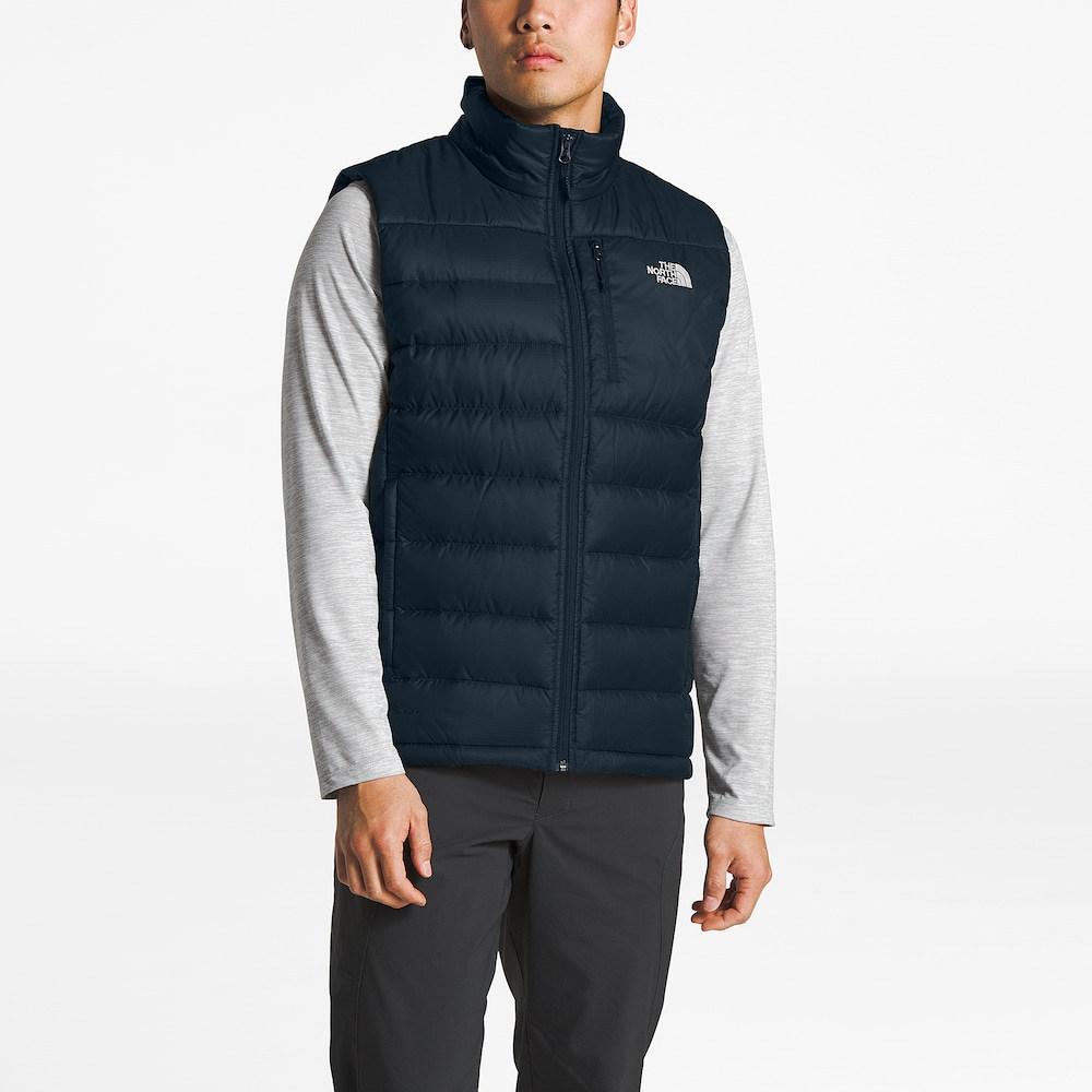 ザ ノースフェイス The North Face メンズ ベスト・ジレ トップス【Aconcagua Vest】Urban Navy