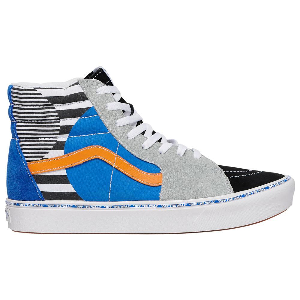 ヴァンズ Vans メンズ スケートボード シューズ・靴【Comfycush Sk8 Hi】Black Multi