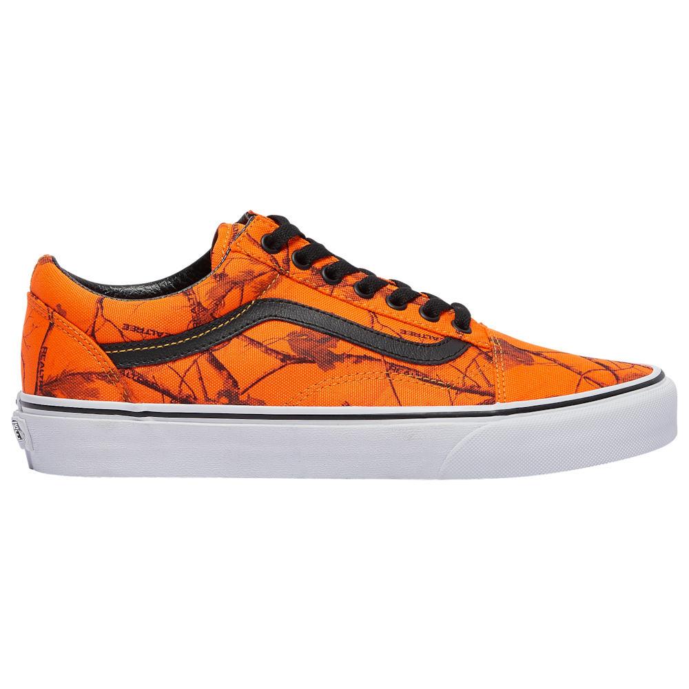 ヴァンズ Vans メンズ スケートボード シューズ・靴【Old Skool】Blaze Camo