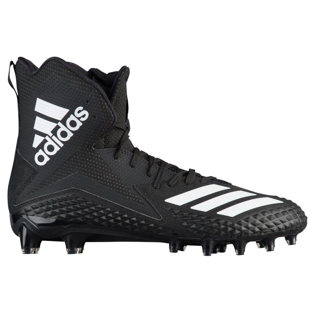 アディダス adidas メンズ アメリカンフットボール シューズ・靴【Freak X Carbon High】Black/White/Black