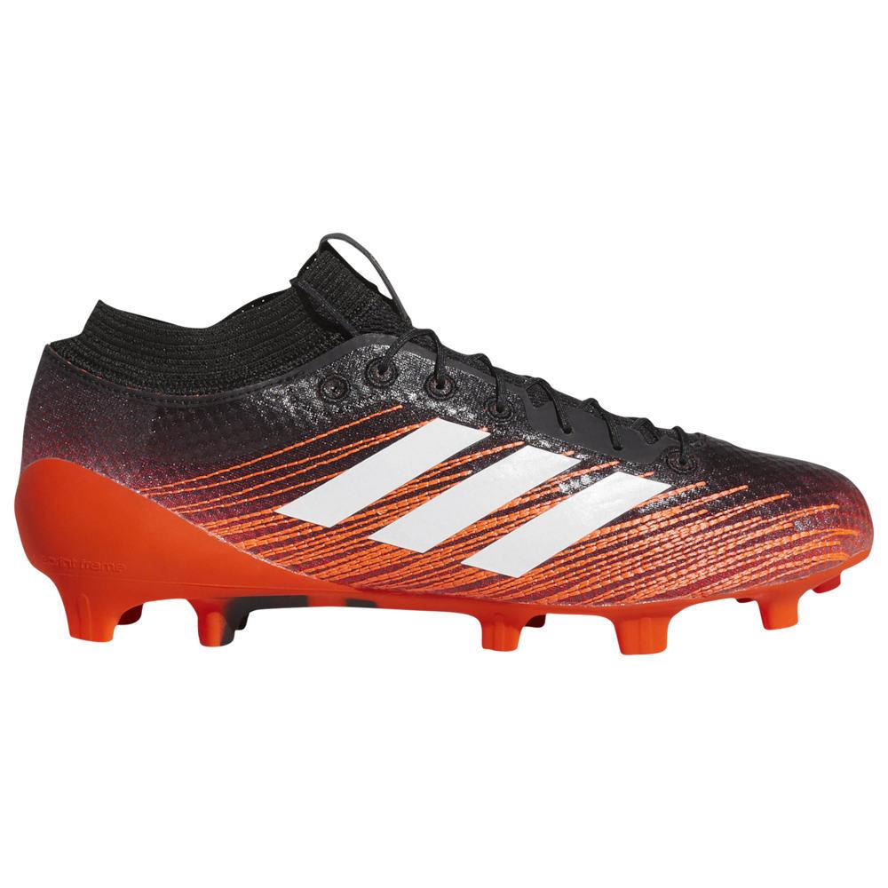 アディダス adidas メンズ アメリカンフットボール シューズ・靴【adiZero 8.0 40】Carbon/White/Red
