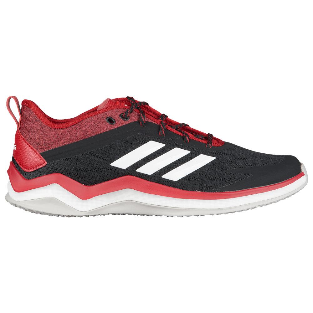 アディダス adidas メンズ 野球 スニーカー シューズ・靴【Speed Trainer 4】Black/Red
