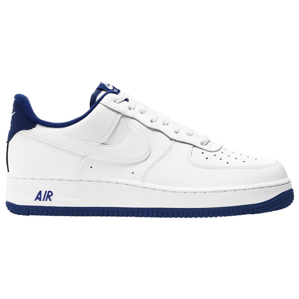 ナイキ Nike メンズ バスケットボール シューズ・靴【Air Force 1 Low】White/Deep Royal/White