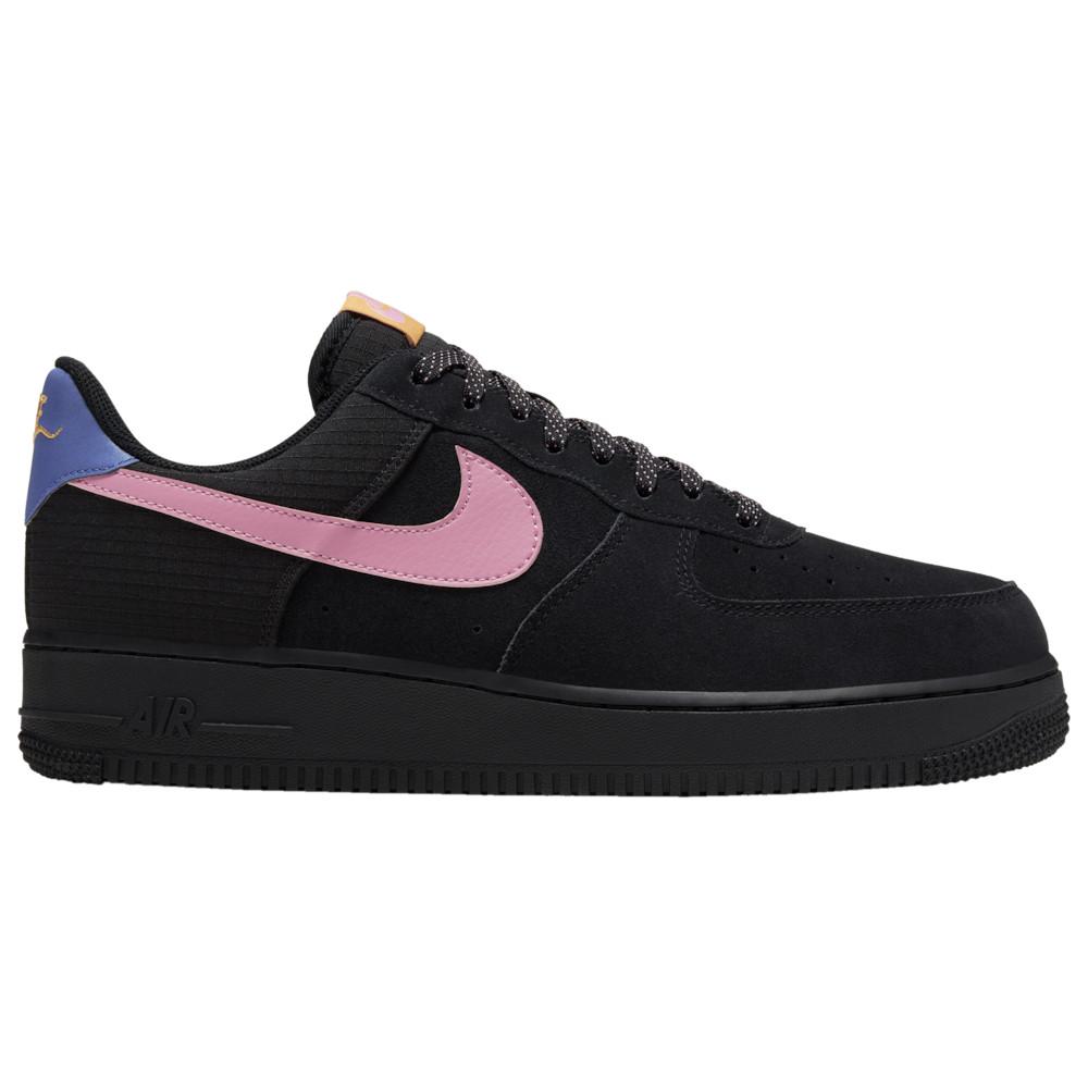 ナイキ Nike メンズ バスケットボール シューズ・靴【Air Force 1 LV8】Black/Magic Flamingo/Persian Violet