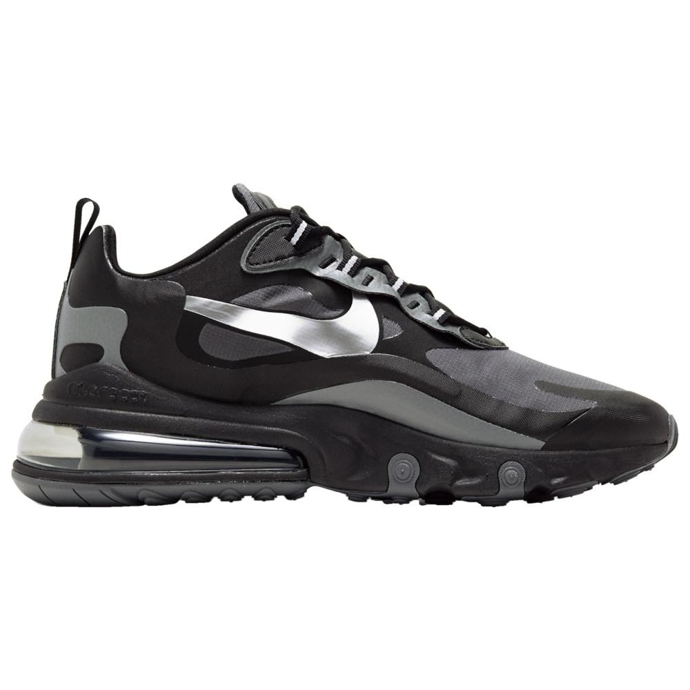 ナイキ Nike メンズ ランニング・ウォーキング シューズ・靴【Air Max 270 React WTR】Black/Metallic Silver/Dark Grey