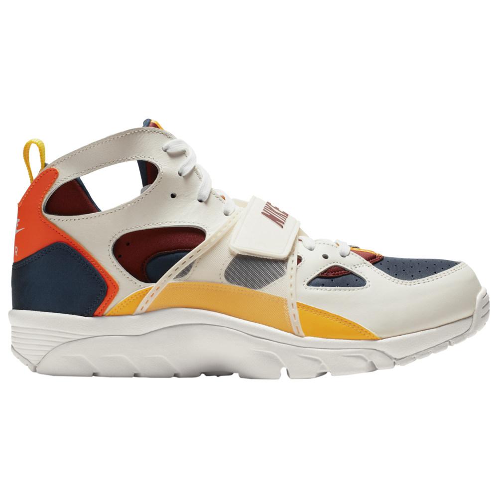 ナイキ Nike メンズ フィットネス・トレーニング スニーカー シューズ・靴【Air Trainer Huarache】White/Team Red/Laser Orange/Armory Navy