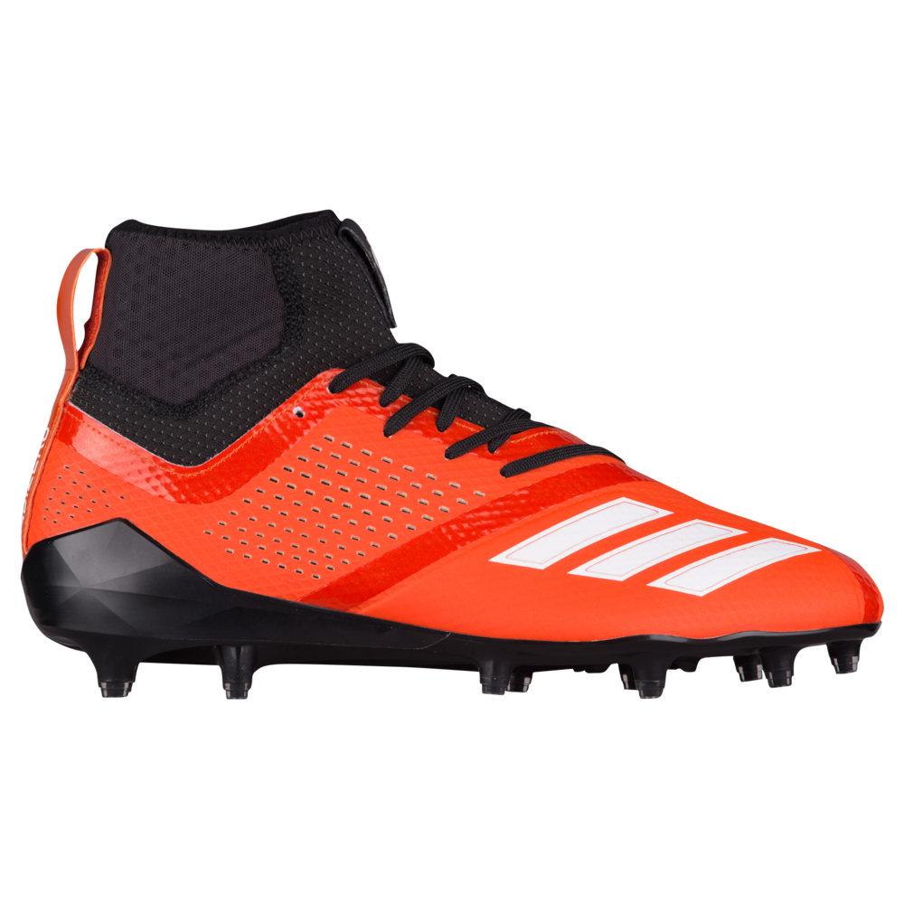 アディダス adidas メンズ アメリカンフットボール シューズ・靴【adiZero 5-Star 7.0 Mid】Collegiate Orange/White/Black