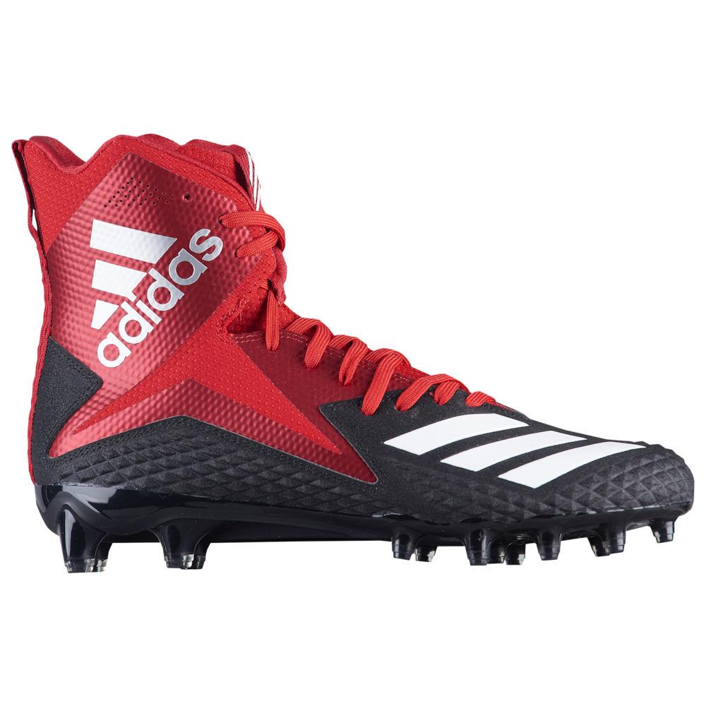 アディダス adidas メンズ アメリカンフットボール シューズ・靴【Freak X Carbon High】Black/Power Red