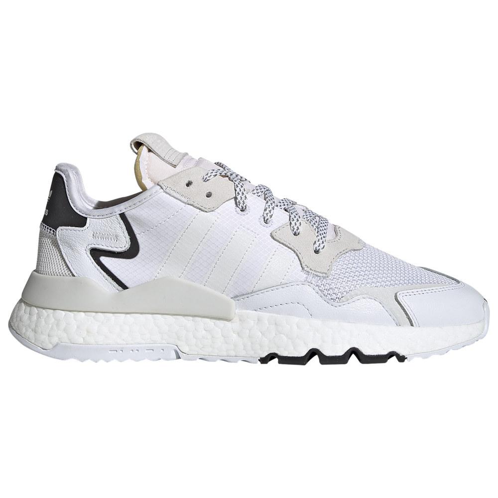 アディダス adidas Originals メンズ フィットネス・トレーニング ジョガーパンツ シューズ・靴【Nite Jogger】White/White/Crystal White