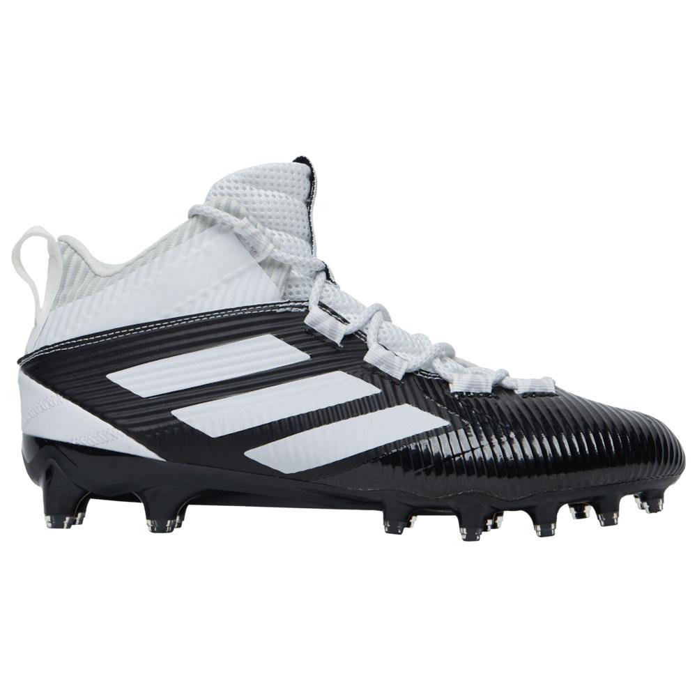 アディダス adidas メンズ アメリカンフットボール シューズ・靴【Freak Carbon】Core Black/White