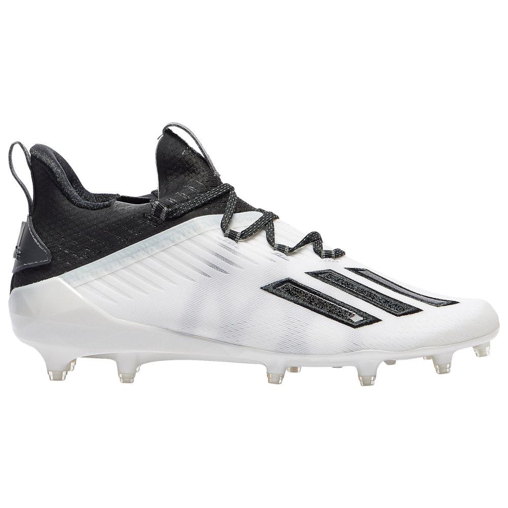 アディダス adidas メンズ アメリカンフットボール シューズ・靴【adiZero】White/Core Black/Night Metallic
