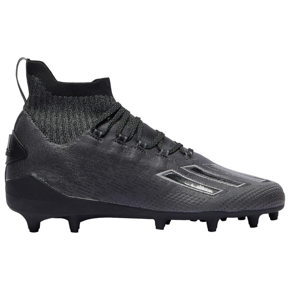 アディダス adidas メンズ アメリカンフットボール シューズ・靴【adiZero SK】Grey Six/Core Black/Night Metallic