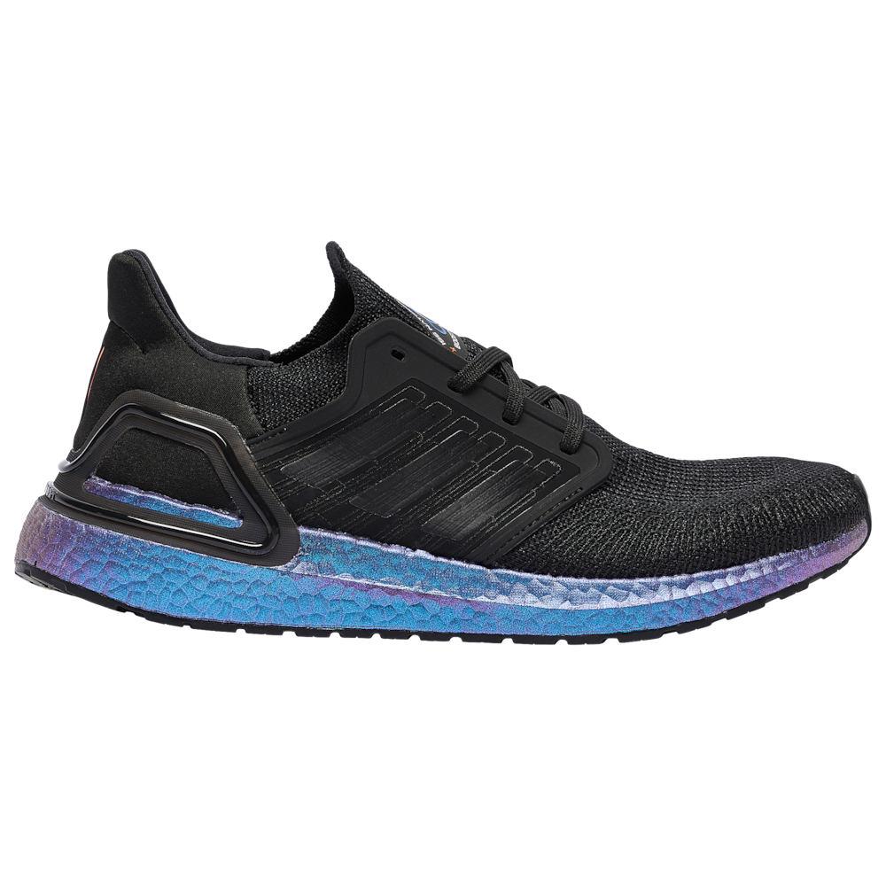 アディダス adidas メンズ ランニング・ウォーキング シューズ・靴【Ultraboost 20】Core Black/Core Black/Blue Violet