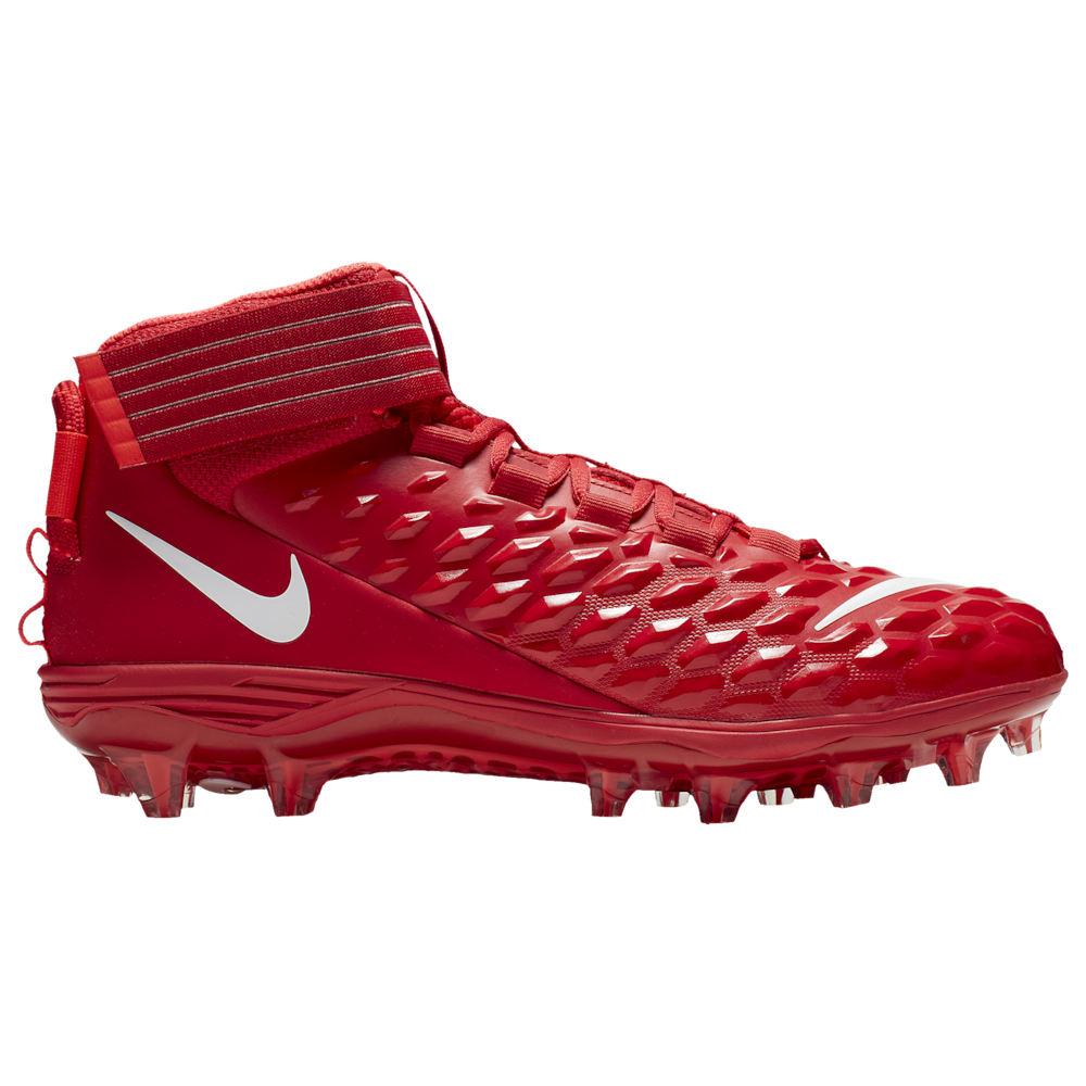 ナイキ Nike メンズ アメリカンフットボール シューズ・靴【Force Savage Pro 2】University Red/White/Bright Crimson