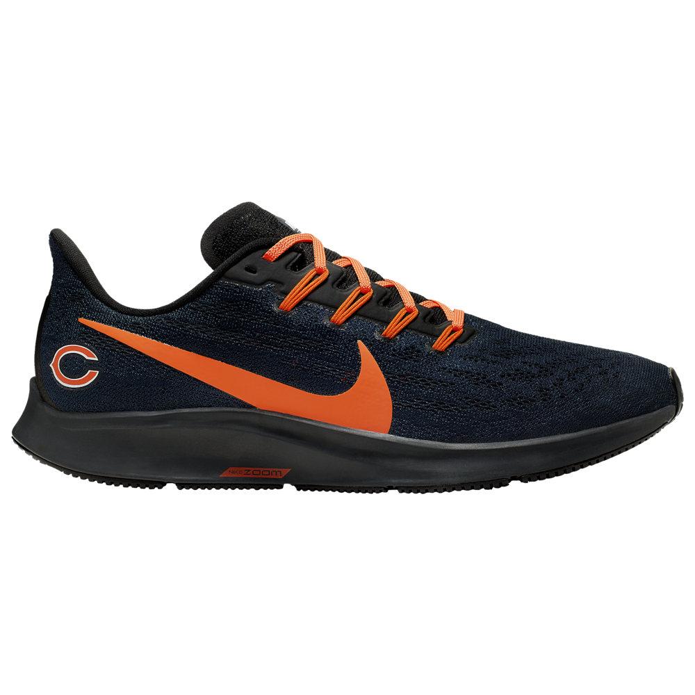 ナイキ Nike メンズ ランニング・ウォーキング シューズ・靴【Air Zoom Pegasus 36 NFL】NFL/Chicago Bears/College Navy/Brilliant Orange/Black